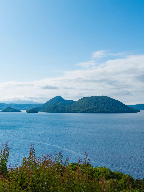 洞爺湖・有珠山ジオパ一クと登別コース